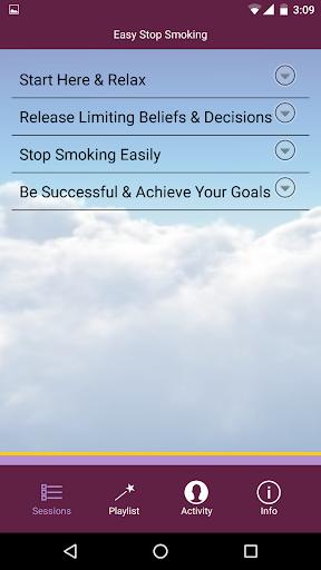 Easy Stop Smoking: Quit Today  screenshots 2