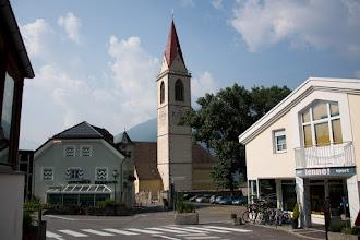 Photo: Kościół parafialny pod wezwaniem Wniebowzięcia NMP pochodzi z XIII w. Wieża została zbudowana w 1530 roku.