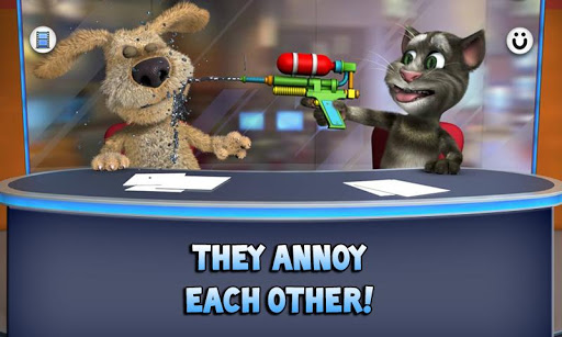 Talking Tom & Ben News screenshot 3