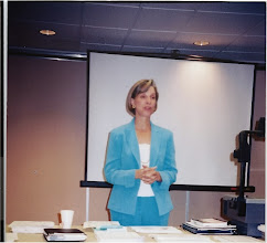Photo: Valorie Hargett - former AIG State Consultant (DPI)