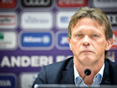 Frank Vercauteren constituera la meilleure équipe