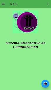 S.A.C sistema alternativo de comunicación - náhled