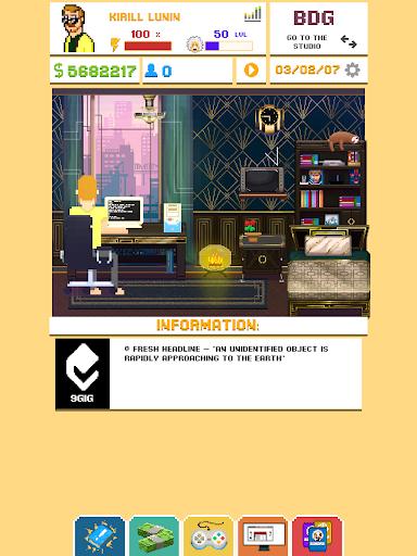 Developer Tycoon 2 - Game Dev Simulator apkmr screenshots 13