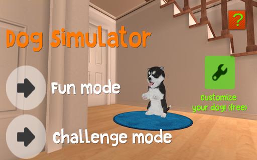 Dog Simulator HD 1.2.2 screenshots 7