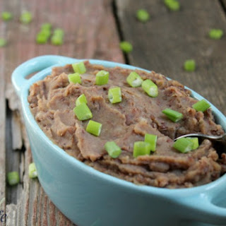 Super Easy Refried Beans