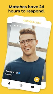Bumble – Dating, Friends & Business 5