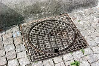 Photo: 116 - Der berühmte Schacht zum mittelalterlichen Geheimgang