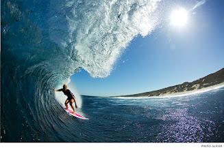 Photo: Stephanie Gilmore, Australia. Photo: Glaser