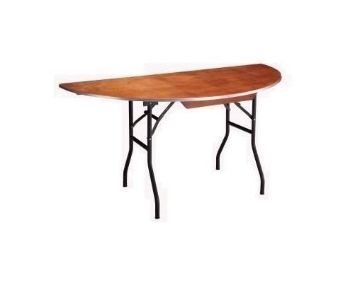 Allongement de table ovale