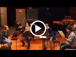 Video: Sung version of the Mozart Quartet