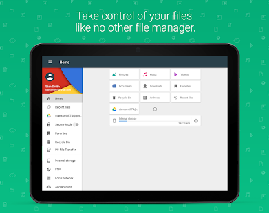 File Commander - File Manager/Explorer- screenshot thumbnail