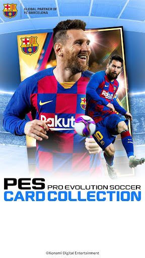 PES CARD COLLECTION 3.7.0 screenshots 1