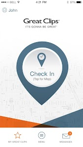 Great Clips Online Check-in 4.5.2