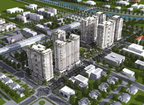 Tổng hợp các dự án căn hộ nổi bật tại quận 7 Sài Gòn