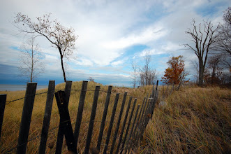 Photo: Rainbow Shores - The Eastern edge of Lake Ontario in Pulaski, New York. Photograph by James Riley - Nikon D40 Sigma 10-20mm.