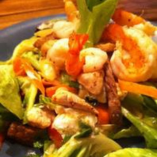 Salat Surf and Turf Recipe