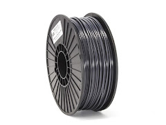 Jet Grey PRO Series ABS Filament - 3.00mm (1kg)