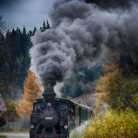 by Macinca Adrian - Transportation Trains