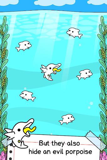 Dolphin Evolution - Mutant Porpoise Game apkdebit screenshots 2