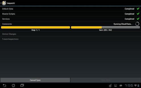 InspectIT screenshot