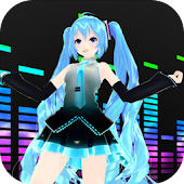 AR Dancer Miku HD