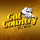 Cat Country 95.1 (WLST)