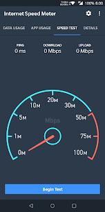 Internet Speed Meter 2.1.2 Download APK Mod 2