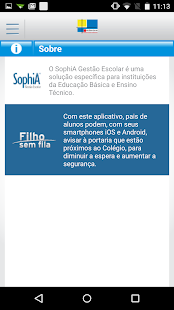 Colégio Eduki Mobile - náhled