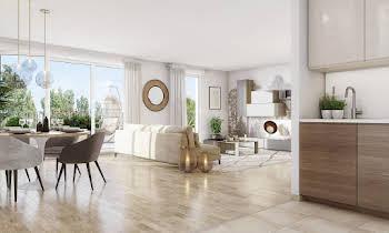 Appartement 3 pièces 56,75 m2