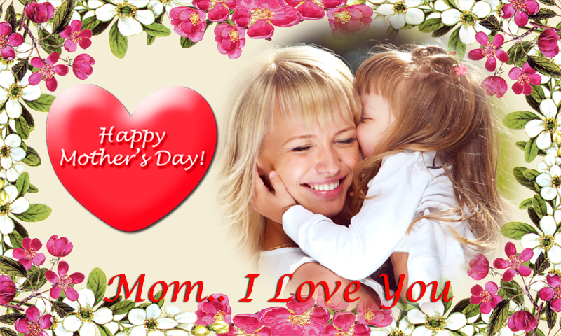 Happy Mother's Day Frame- screenshot