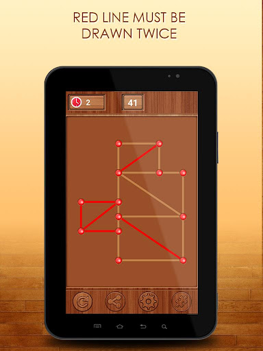 One Touch Drawing  -One Stroke Line Drawing puzzle apkpoly screenshots 21