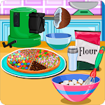 Cooking Candy Pizza Game Icon