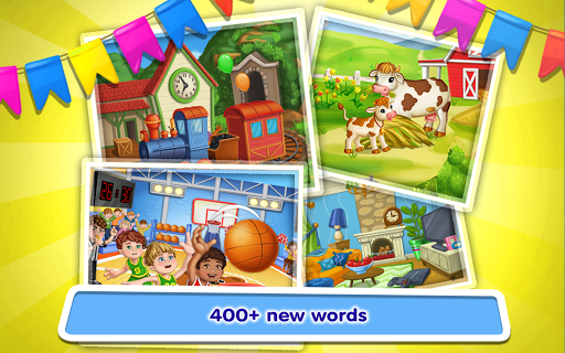 Educational puzzles - Preschool games for kids 1.3.119 screenshots 18