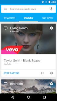 Google Cast Gratis