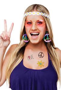 Hippieset, dam
