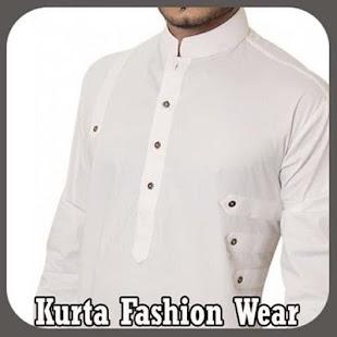 Kurta módní oblečení - náhled