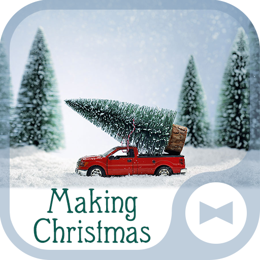 Making Christmas +HOME無料きせかえ 遊戲 App LOGO-APP開箱王