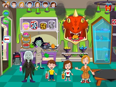 My Town : Haunted House 6