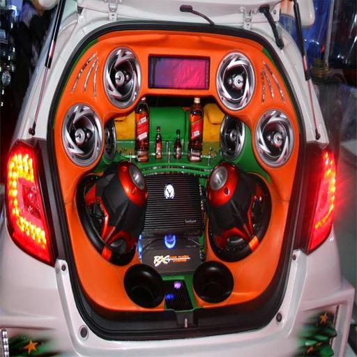 custom car sound system. modified car sound system- screenshot custom system