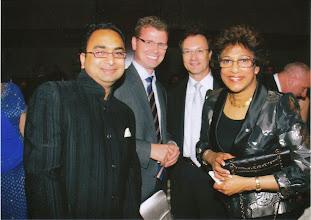 Photo: Husain with University of Alberta President Indira Samarasekera  http://canadaindiaeducation.com/introduction/media-outreach