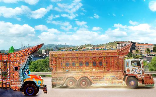 PK Cargo Truck Transport Game 2018 screenshots 11