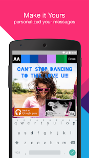 Music Messenger Screenshot