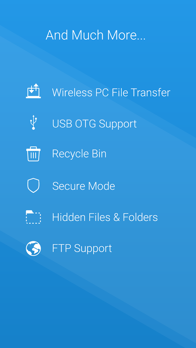 File Commander - Manager, Explorer and FREE Drive Screenshot 6