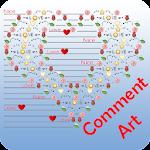 Comment Art - ASCII Art 1.0