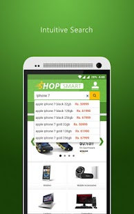 Shop smart - Compare Prices- screenshot thumbnail
