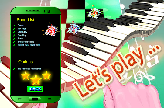 New Disney's Zombies Piano Game