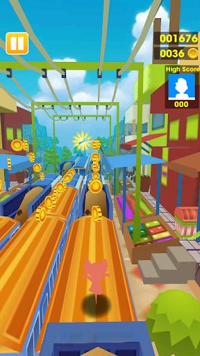 Subway Dash: Jerry Escape 1.0.1 screenshots 3