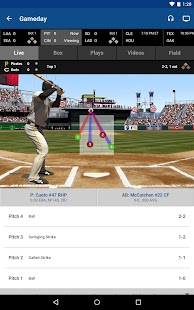 MLB.com At Bat- screenshot thumbnail