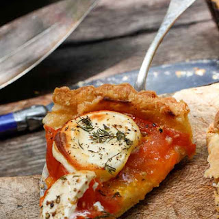 Fresh Tomato Tart Recipes