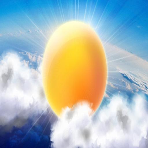 天氣 天氣 App LOGO-APP開箱王